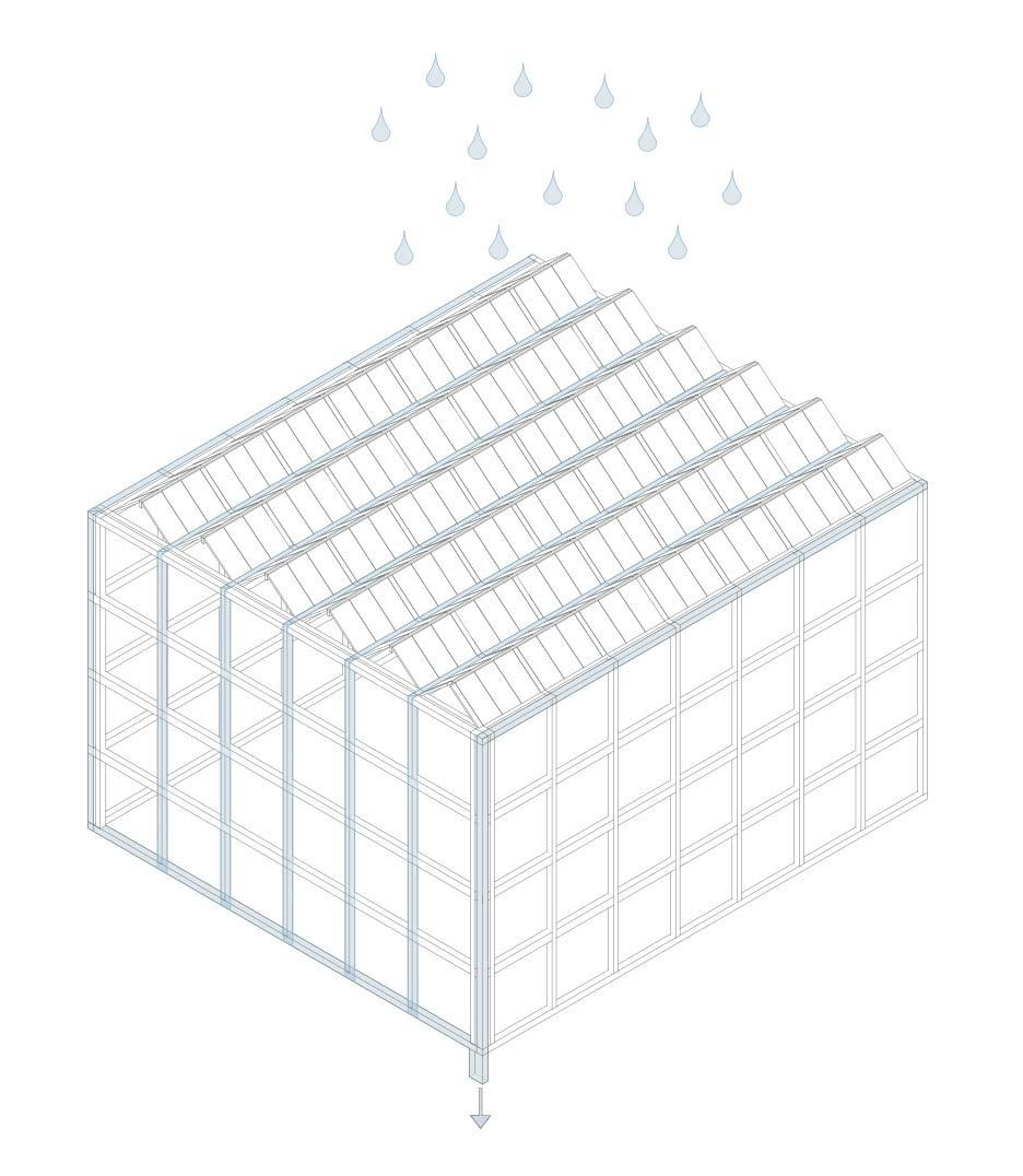 rainwater-roof