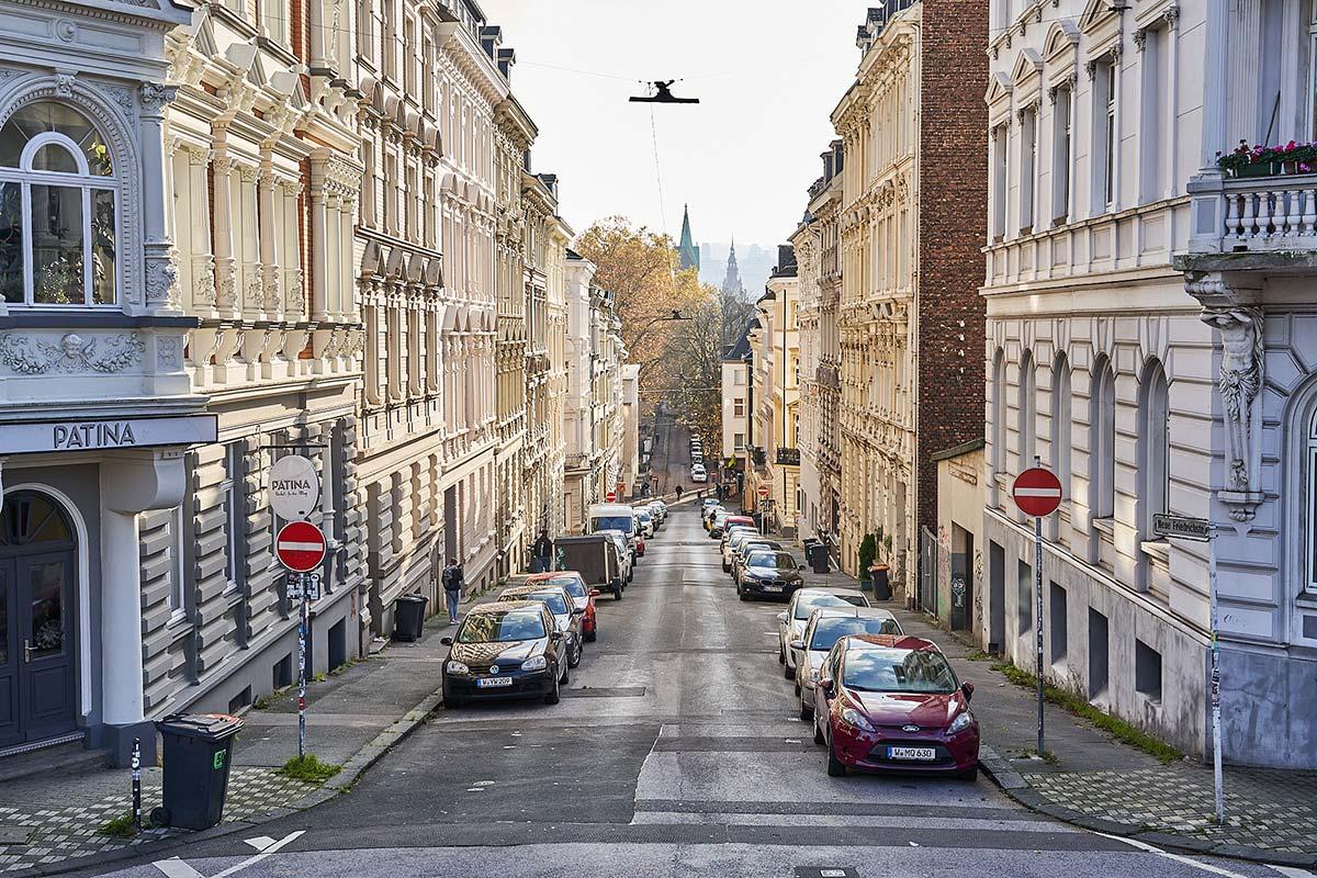 Wuppertal, Neue Friedrichstrasse